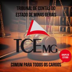 Grupo de Estudos - TCE-MG - Comum a todos os Cargos