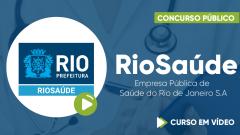 RIOSAÚDE - Empresa Pública de Saúde do Rio de Janeiro