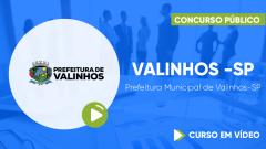 Prefeitura de Valinhos-SP