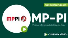 Curso Gratuito MP-PI - Ministério Público do Estado do Piauí - Técnico Ministerial - Área Administrativa
