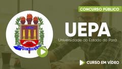 Curso UEPA - Universidade do Estado do Pará - Curso Gratuito - Agente Administrativo