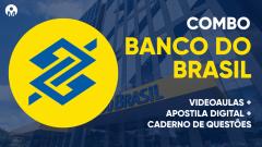 Combo Curso Online + Apostila Digital e Caderno de Questões - Banco do Brasil