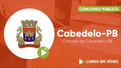 Câmara de Cabedelo-PB