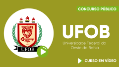Curso Gratuito UFOB - Universidade Federal do Oeste da Bahia