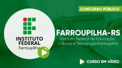 Curso IFFar - Instituto Federal de Educação, Ciência e Tecnologia Farroupilha-RS - Curso Gratuito - Técnico em Assuntos Educacionais