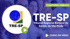 Curso Gratuito TRE-SP - Tribunal Regional Eleitoral do Estado de São Paulo - Estagiário