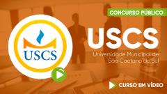 Curso USCS - Universidade Municipal de São Caetano do Sul - Curso Gratuito - Agente de Organização Escolar