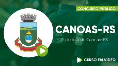 Curso Prefeitura de Canoas-RS