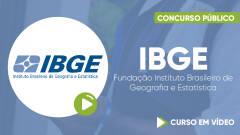 Curso IBGE - Fundação Instituto Brasileiro de Geografia e Estatística - Curso Gratuito - Agente Censitário Operacional (ACO)