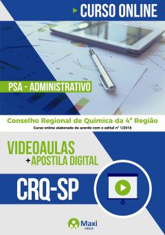 CRQ-SP - Conselho Regional de Química da 4ª Região