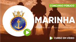 Curso de Formação de Soldados Fuzileiros Navais