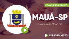 Curso da Prefeitura de Mauá-SP