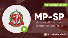 Curso Gratuito MP-SP - Ministério Público do Estado de São Paulo - Auxiliar de Promotoria I - Administrativo