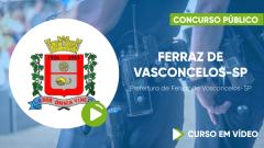 Prefeitura de Ferraz de Vasconcelos-SP