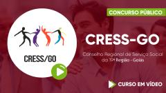 CRESS-GO - Conselho Regional de Serviço Social da 19ª Região - Goiás