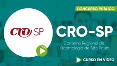 Curso CRO-SP