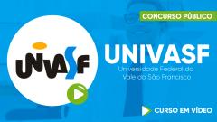 Curso Gratuito UNIVASF - Universidade Federal do Vale do São Francisco - Técnico em Assuntos Educacionais