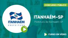 Curso Prefeitura de Itanhaém-SP