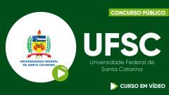 Curso Gratuito UFSC - Universidade Federal de Santa Catarina - Assistente em Administração