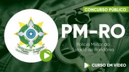Soldado Policial Militar (Feminino e Masculino)
