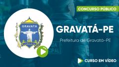 Curso da Prefeitura de Gravatá-PE