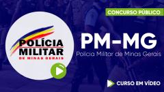 Curso Gratuito PM-MG - Polícia Militar de Minas Gerais