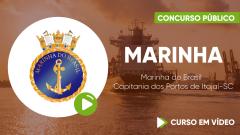 Curso da Marinha do Brasil - Capitania dos Portos de Itajaí-SC - MARINHA