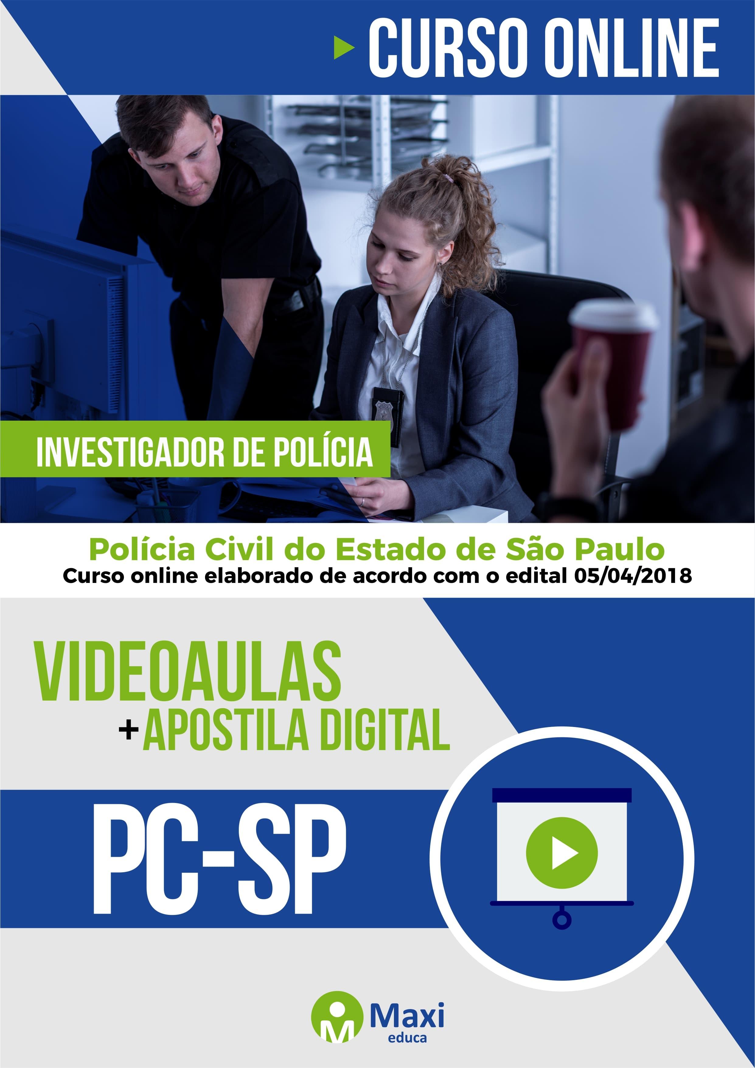 PC-SP - Polícia Civil do Estado de São Paulo