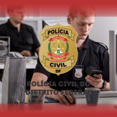 PC-DF - Escrivão de Polícia