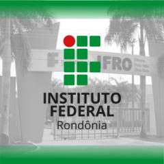 IFRO - Técnico em Tecnologia da Informação