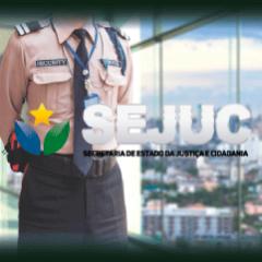 SEJUC-RR - Agente Penitencário
