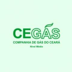 CEGÁS - Companhia de Gás do Ceará - Nível Médio