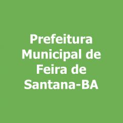 Prefeitura Municipal de Feira de Santana-BA - Professor