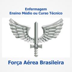 FAB - Força Aérea Brasileira - EAGS - Enfermagem