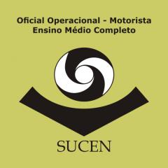 SUCEN-SP -  Oficial Operacional - Motorista