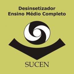 SUCEN-SP - Desinsetizador