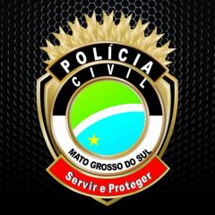PC-MS - Delegado de Polícia - Bacharel em Direito